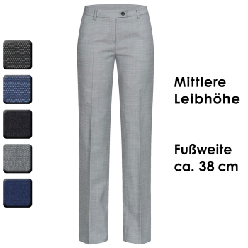 MODERN Damen Anzug Set REGULAR FIT 3-teilig