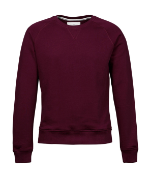 Herren Sweatshirt URBAN SWEAT bordeaux